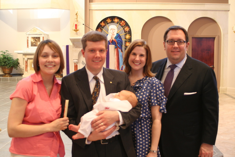 Blaise Baptism