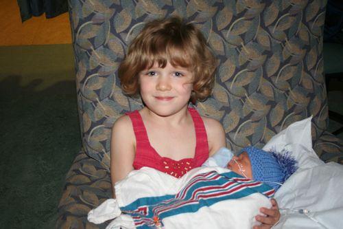 Camilla and Linus