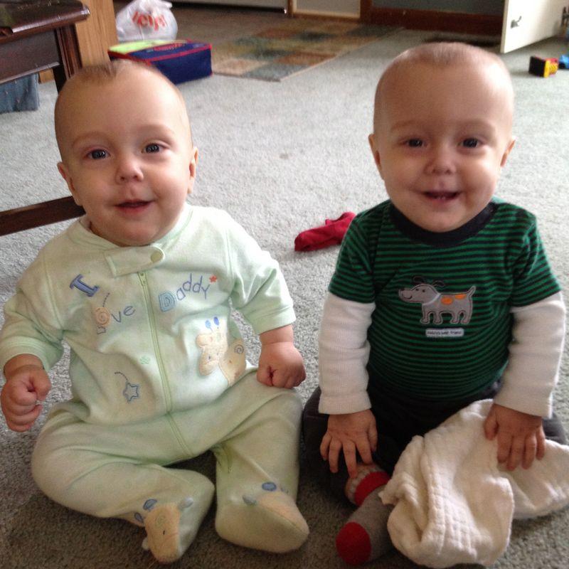 Twins Healthy