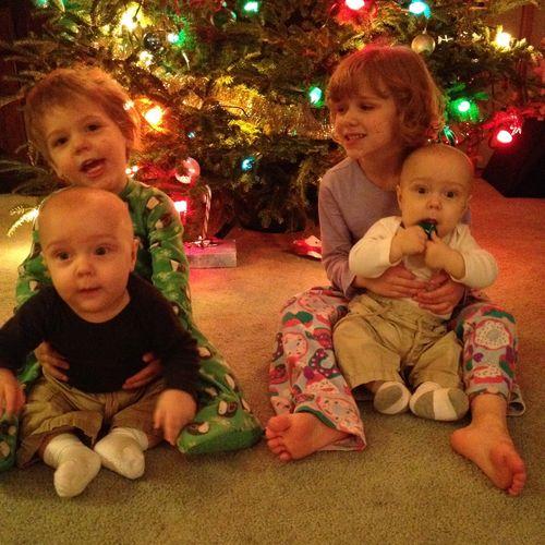 Kids Christmas Eve