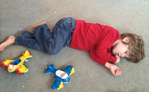 Floor Sleeper