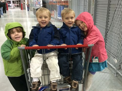 Costco kiddos